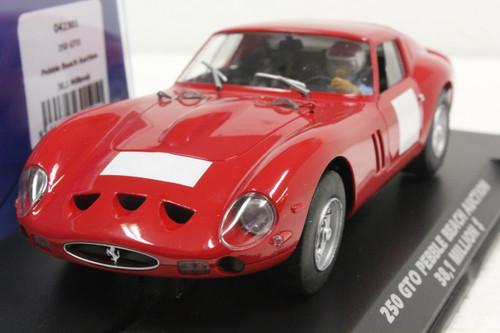 042301 Fly Ferrari 250 GTO Pebble Beach Auction $38.1 Million 1:32 Slot Car