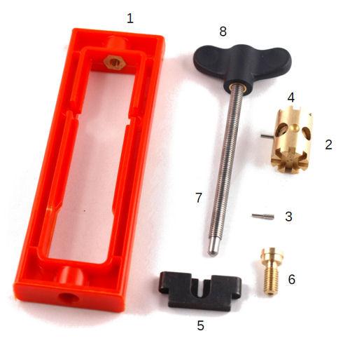SITL01 Slot.it Professional Gear Extractor / Press 1:32 Slot Car Part/Tool