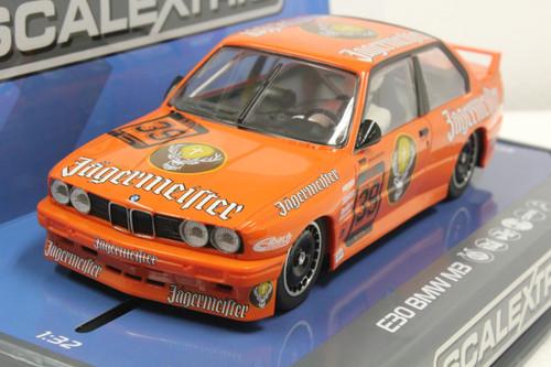 C3899 Scalextric BMW M3 E30 - Nurburgring 1988 Jagermeister 1:32 Slot Car DPR