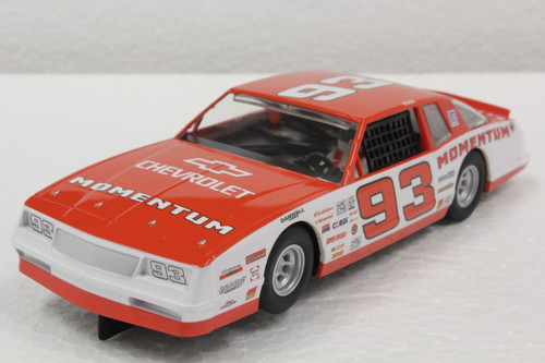 C3949 Scalextric Chevy Monte Carlo 1986, #93 1:32 Slot Car DPR
