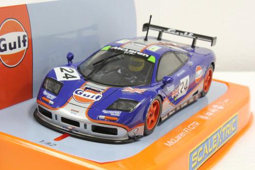 C3969 Scalextric McLaren F1 GTR 24 hrs LeMans 1995 #24 1:32 Slot Car DPR