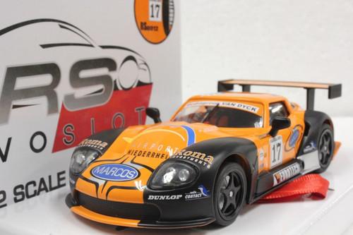 RS0012 RevoSlot Marcos LM600 GT2 Eurotech #17 1:32 Slot Car