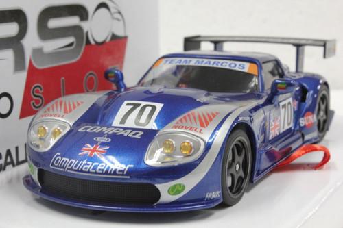 RS0011 RevoSlot Marcos LM600 GT2 Fujitsu #70 1:32 Slot Car