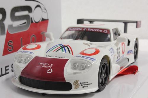 RS0010 RevoSlot Marcos LM600 GT2 FBS #56 1:32 Slot Car