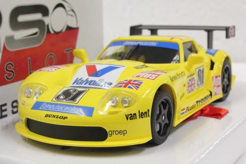RS0008 RevoSlot Marcos LM600 GT2 Valvoline #81 1:32 Slot Car