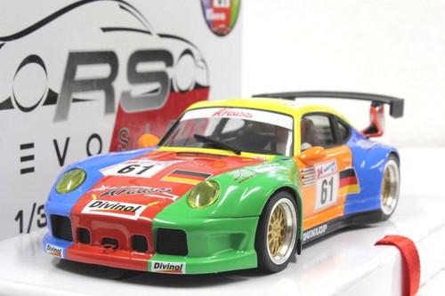 RS0018 RevoSlot Porsche 911 GT2 Krauss - Le Mans 1998 #61 1:32 Slot Car