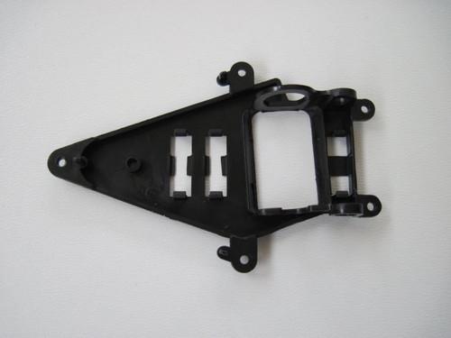 MTS001B Thunderslot Motor Support S/W – Black Standard for Mach Type Motor 1:32 Slot Car Part