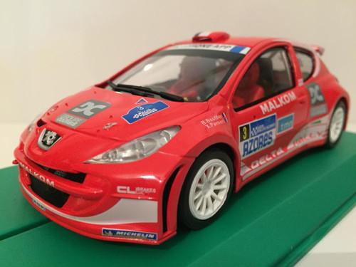 50513 Avant Slot Peugeot 207 S2000 Azores Rallye 2012 #3 1:32 Slot Car