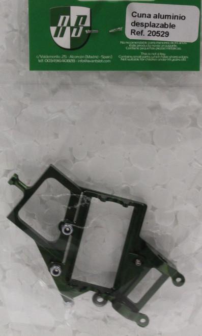 20529 Avant Slot Anglewinder Machined Aluminium Motor Mount/Pod 1:32 Slot Car Part