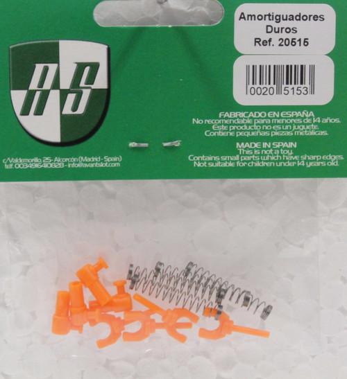 20515 Avant Slot Suspension Kit - Shock Absorber Hard for Trucks & Quads (4 Pieces) 1:32 Slot Car Part