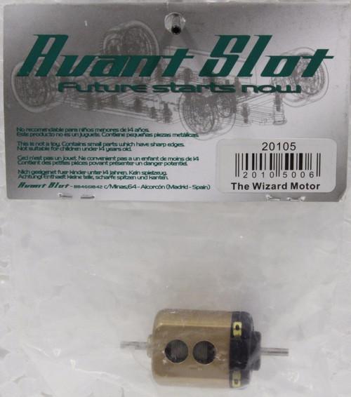 20105 Avant Slot The Wizard Short Can Motor 25,000 RPM 1:32 Slot Car Part