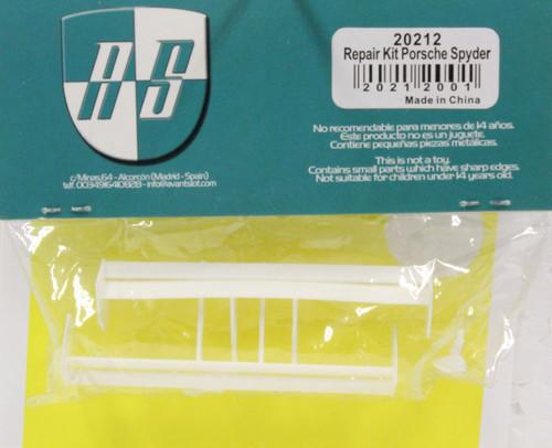 20212 Avant Slot Porsche Spyder Repair Kit (Spoiler + Mirrors) 1:32 Slot Car Part