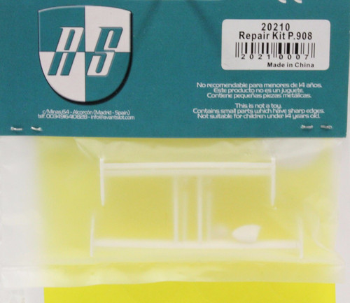 20210 Avant Slot Peugeot Repair Kit (Spoiler + Mirrors) 1:32 Slot Car Part