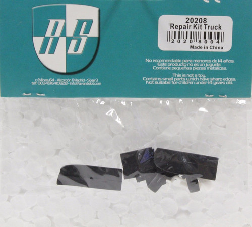20208 Avant Slot 4WD-6WD Truck Repair Kit (Mirrors and Mudflaps) 1:32 Slot Car Part