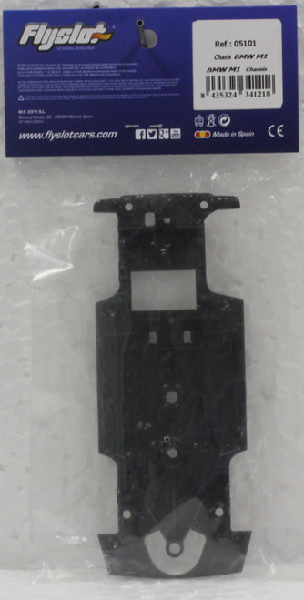 05101 Fly BMW M1 Chassis 1:32 Slot Car Part