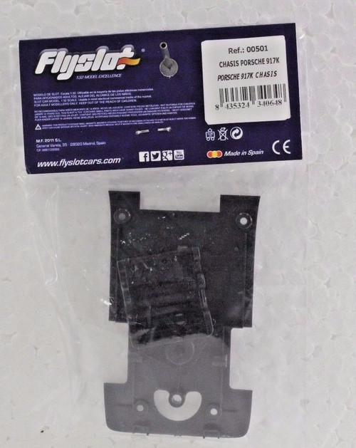 00501 Fly Porsche 917K Chassis 1:32 Slot Car Part