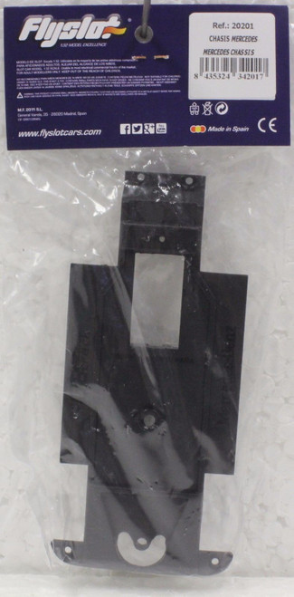20201 Fly Mercedes Truck Chassis 1:32 Slot Car Part