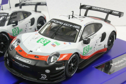 30890 Carrera Digital 132 Porsche 911 RSR Porsche GT Team, #93 1:32 Slot Car