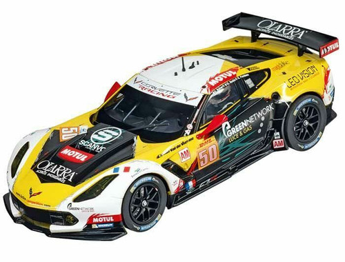 23819 Carrera Digital 124 Chevrolet Corvette C7R, #50 1:24 Slot Car