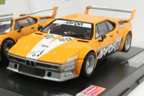 23872 Carrera Digital 124 BMW M1 Procar Serie Zandvoort 1979, #80 1:24 Slot Car
