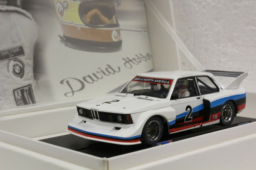 4890 Revell/Monogram BMW 320 Dave Hobbs, #2 Ltd. Ed. 1:32 Slot Car