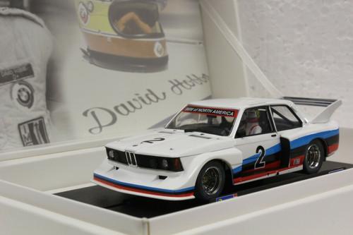4890 Revell/Monogram BMW 320 Dave Hobbs, #2 Ltd. Ed. 1:32 Slot Car