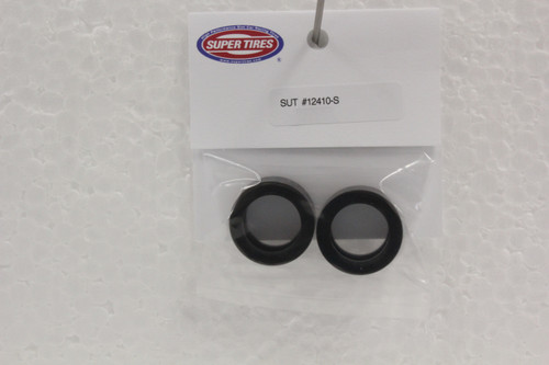 12410S Super Tires - Silicone Tires Carrera Porsche 997 GT3 1:24 Slot Car Part