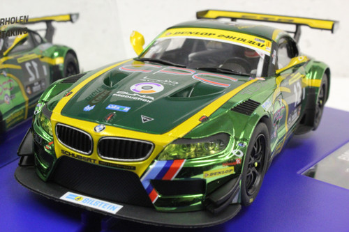 "30699 Carrera Digital 132 BMW Z4 GT3 24H Dubai 2013 ""Schubert Motorsport, #12 1:32 Slot Car"