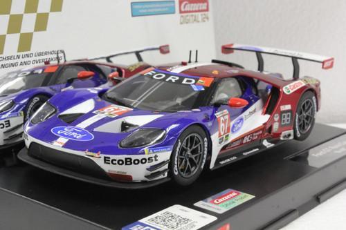 23875 Carrera Digital 124 Ford GT Race Car, #67 1:24 Slot Car
