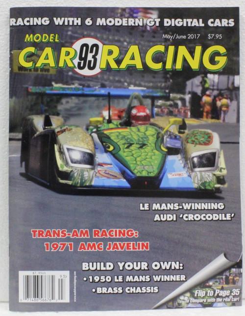 Model Car Racing Magazine #93 - May/June 2017 1:32 Slot Car Magazine