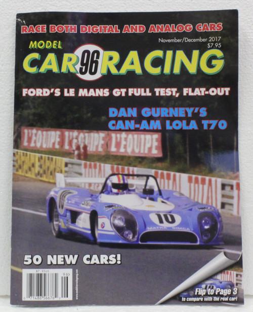 Model Car Racing Magazine #96 - March/April 2016 1:32 Slot Car Magazine
