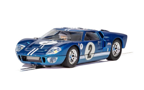 C3916 Ford GT40 MKII - 12 Hour of Sebring 1967, #2 1:32 Slot Car