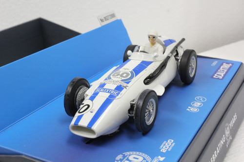 C3825A Scalextric Maserati 250F 60th Anniversary Collection - 1950s, #50 1:32 Slot Car