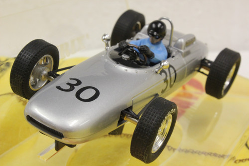 0970 Cartrix Porsche 804 French GP, Rouen 1962, Dan Gurney, #30 1:32 Slot Car