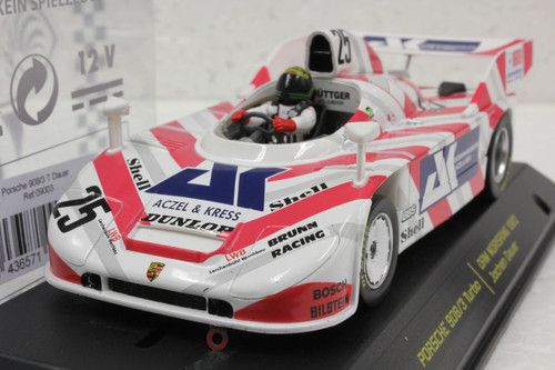 09003 Falcon Slot Cars Porsche 908/3 Turbo Norisring 1983, #25 1:32 Slot Car