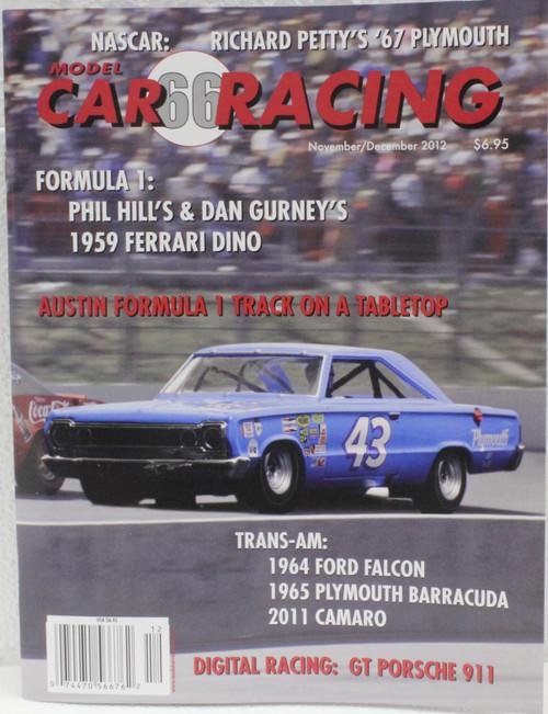 MCRM66 Model Car Racing Magazine #66 - November/December 2012 1:32 Slot Car Magazine