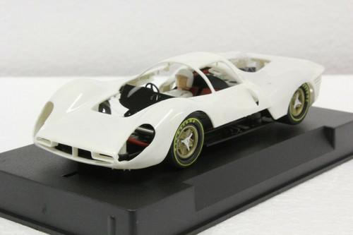 CAR06Z Policar Ferrari 330 P4 White Kit 1:32 Slot Car