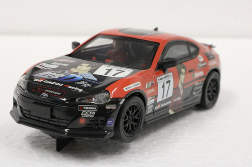 CT01A Policar Toyota GT86 GR Gazoo Racing, #17 1:32 Slot Car