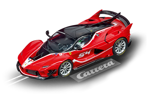 30894 Carrera Digital 132 Ferrari FXX K Evoluzione, #54 1:32 Slot Car