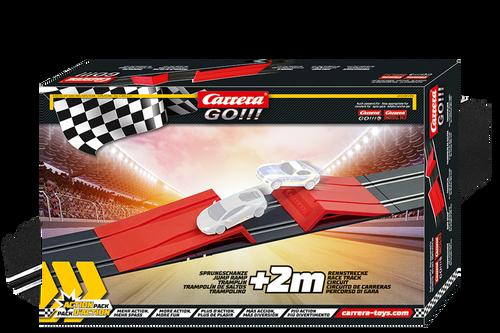 71599 Carrera GO!!! Action Pack 1:43 Slot Car Track