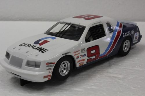 C4035 Scalextric Ford Thunderbird Valvoline, #9 1:32 Slot Car *DPR*