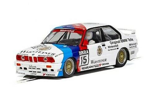 SEC4040 Carrera Digital 132 BMW E30 M3, DTM 1989 Champion, #15 1:32 Slot Car