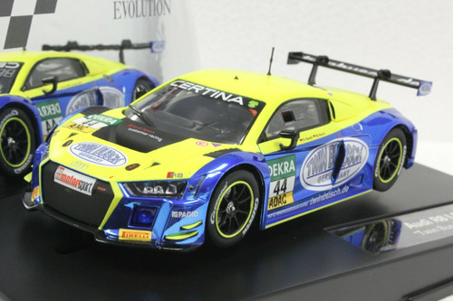 27582 Carrera Evolution Audi R8 LMS Twin Busch, #50 1:32 Slot Car