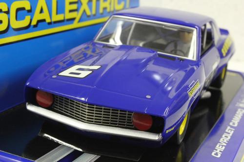 SEC3650 Carrera Digtial 132 Chevrolet Camaro Trans Am Penske, #6 1:32 Slot Car