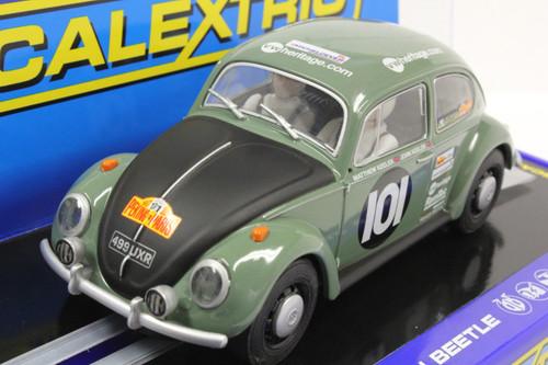 SEC3361 Carrera Digital 132 VW Volkswagen Beetle Peking, #101 1:32 Slot Car