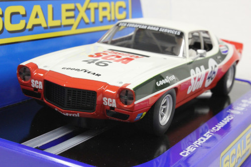 SEC3316 Carrera Digital 132 1970 Chevrolet Camaro, #46 1:32 Slot Car