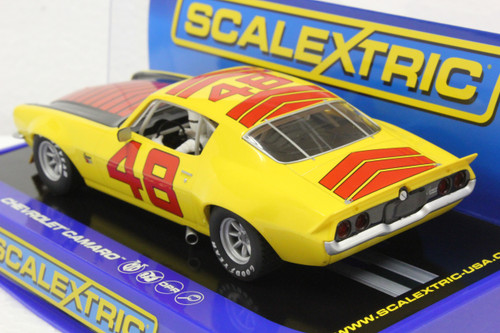 SEC3219 Carrera Digital 132 1970 Chevrolet Camaro, #48 1:32 Slot Car