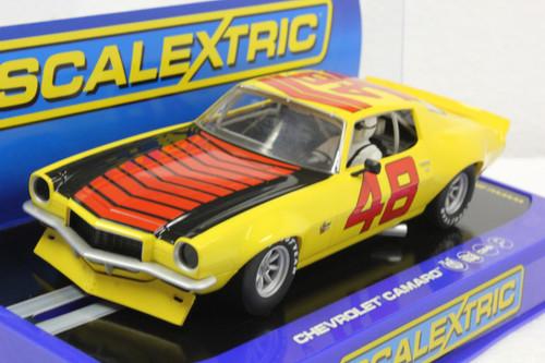 SEC3219 Carrera Digital 132 1970 Chevrolet Camaro, #48 1:32 Slot Car