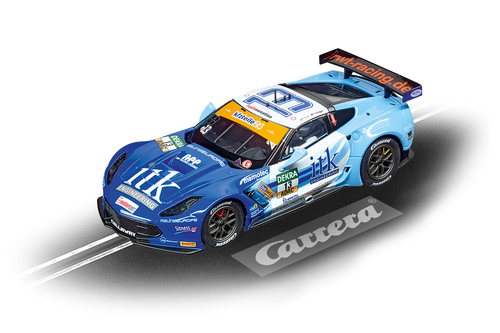30874 Carrera Digital 132 Corvette C7.R RWT-Racing, #13 1:32 Slot Car