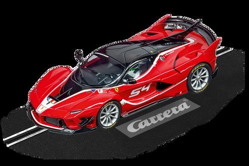 27610 Carrera Evolution Ferrari FXX K Evoluzione, #54 1:32 Slot Car